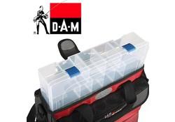 Dam Steelpower Red Luxe Opbergtas