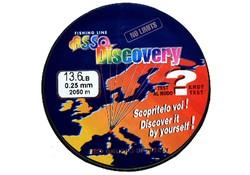 Asso Discovery Nylon Clear Vislijn