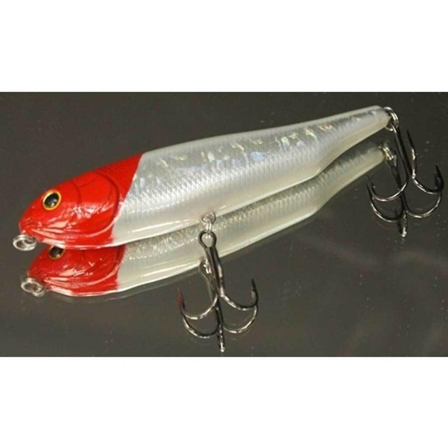 Delta Catcher Zeebaars Pluggen Red Head