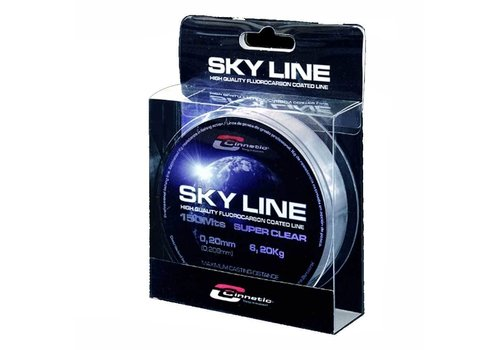 Skyline Nylon 300 Meter Transparant