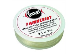 Sunset Amnesia Clear Haaklijn 70 Meter