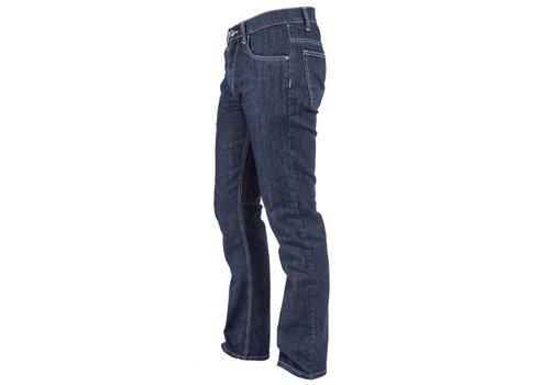 Brams Paris Danny C94 Stretch Blue Black Jeans Heren
