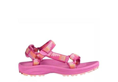 Teva Hurricane 2 Peaks Pink Sandalen Kids