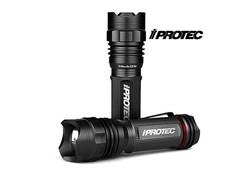 iProtec Pro 220 Led Light Zwart Zaklamp