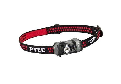 Princeton Tec Byte 35 Lumen Zwart-Rood Hoofdlampen