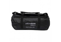 Yellowstone Exploration Duffle Bag Black 65 Liter