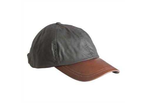 MGO Leisure Wear Peak Cap Harry Black Pet