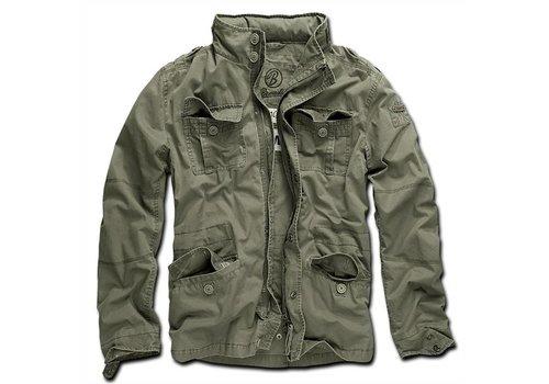 Brandit Britannia Jacket Olive Winterjas Heren