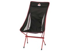 Folding Furniture Observer Glowing Red Campingstoel