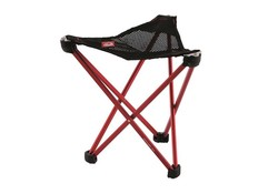 Geographic Red Stool Campingstoel