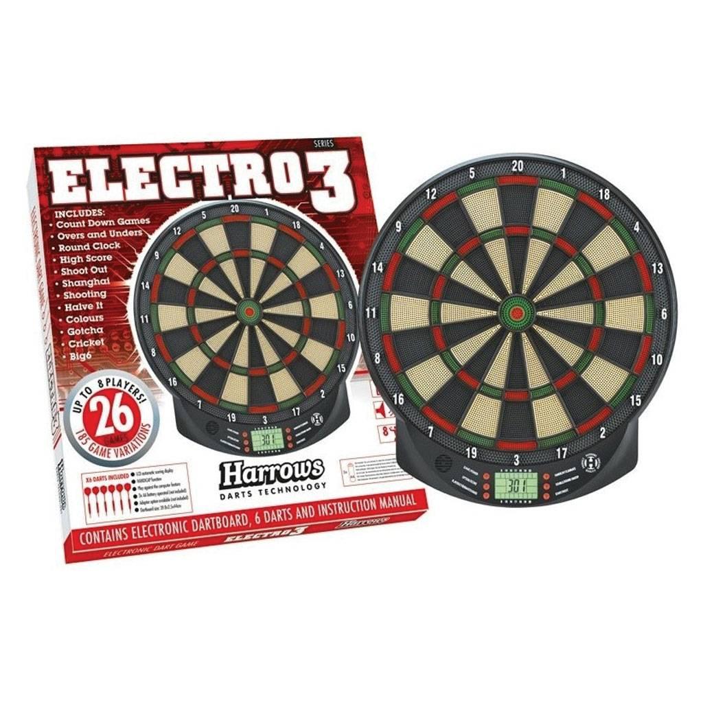 Harrows Electro Series 3 Dartboard