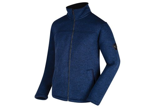 Regatta Palin Navy Fleece Heren
