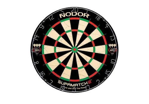 Nodor Supamatch II Dartbord