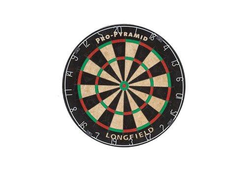 Longfield Pro Pyramid Dartbord