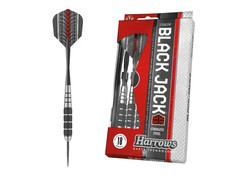 Harrows Black Jack Steeltip Darts