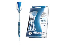 Harrows Aura Steeltip 95% Tungsten A2 Darts