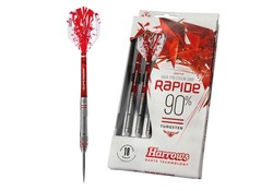 Harrows Rapide GK Steeltip 90% Tungsten Darts