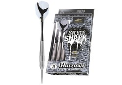 Harrows Silver Shark Darts