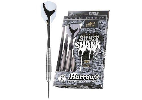 Harrows Silver Shark Darts