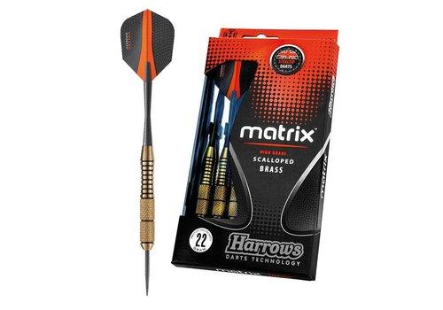 Harrows Matrix Brass GK Darts