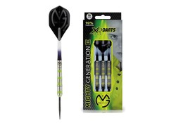 XQ Max Darts MVG Mighty Generation II 90% Tungsten Darts