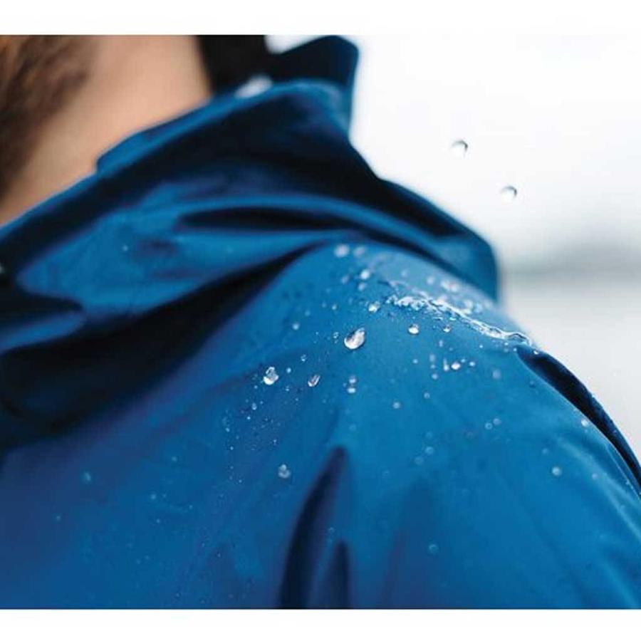 Original Teal Blauw Regenpak Uniseks