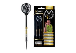 XQ Max Darts MVG Career Slam Edition 90% Tungsten Darts