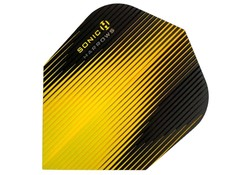 Harrows Sonic Flights Darts Yellow Fusion