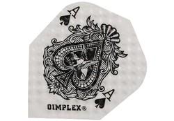 Harrows Dimplex Flights Darts Aces Of Spades