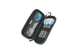 Harrows Zipper Wallet Grey Z200 Darts