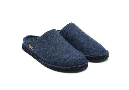 Haflinger Flair Soft Jeans Pantoffels Uniseks