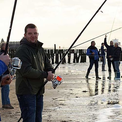 Vissen in Zeeland >