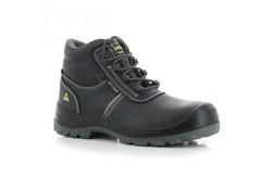 Safety Jogger Eos S3 Zwart Werkschoenen Uniseks