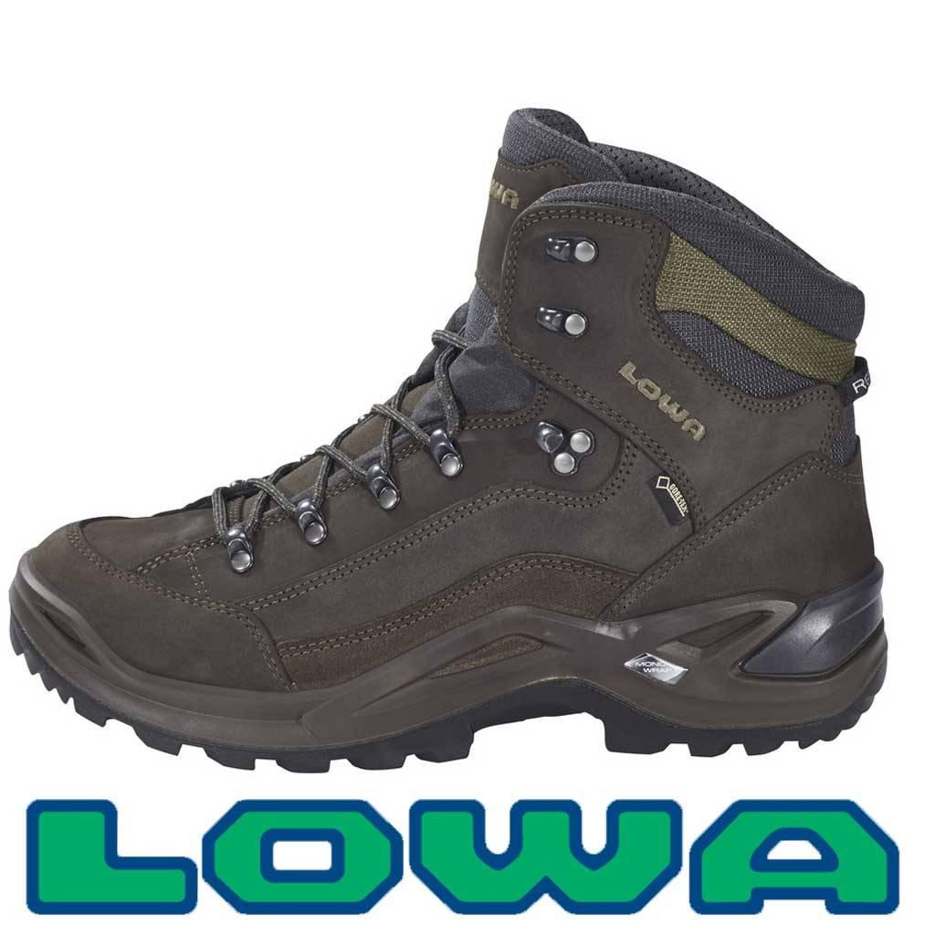 Iowa Chaussures Renégats Milieu Des Hommes Gore-tex - Vert vDJj7Q1