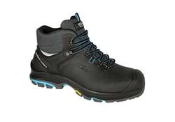 Grisport Safety Helios S3 Zwart Werkschoenen Heren