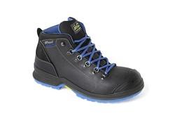 Grisport Safety Data S3 Zwart-Blauw Werkschoenen Heren