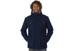 Regatta Penley Black Parka Heren