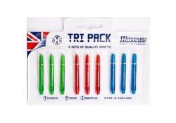 Harrows Tri Pack Supergrip Darts