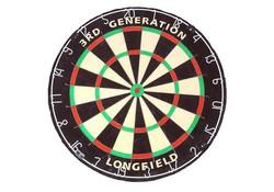Longfield Dartsboard 3RD Generation