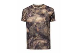 Life Line S/S T-Shirt Fishouflage Carp