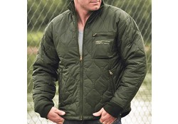 Fostex Cold Weather Jacket Groen Isolatiejas Unisex