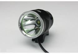 S12 1000 Lumen Zwart Hoofdlamp