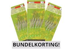 Spro BUNDEL 10x Makreelpaternosters 4745-080