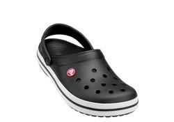 Crocs Crocband Zwart Klompen Uniseks