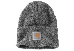 Carhartt Acrylic Watch Hat Black-White Muts