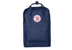 Fjallraven Kanken Royal Blue Laptop 15 inch Rugzak
