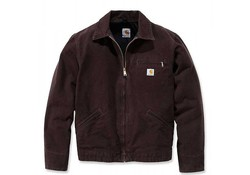 Carhartt Lightweight Detroit Dark Brown Jacket Heren