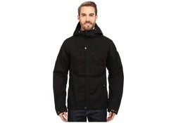 Fjallraven Skogso G-1000 Black Padded Jacket Heren