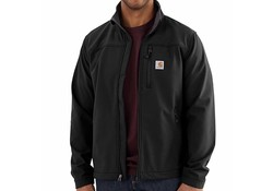 Carhartt Denwood Softshell Black Jacket Heren