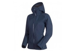 Mammut Convey Tour HS Marine Hooded Jacket Dames